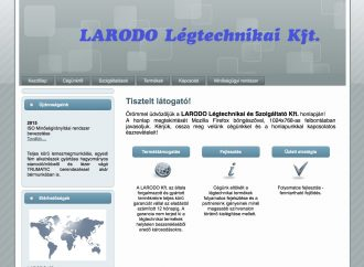 Larodo Légtechnikai Kft.